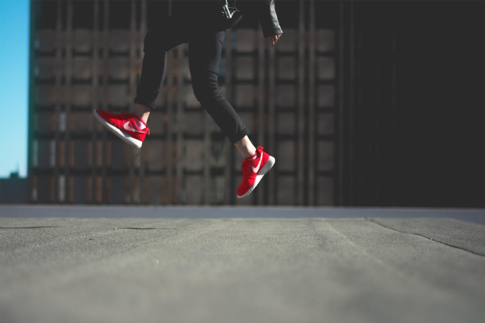 Det lönar sig att träna och det är aldrig för sent att börja!