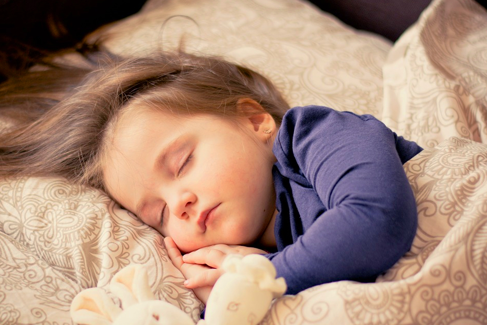 Omega-3 och ditt barns sömn